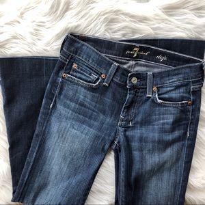 Seven 7 for all Mankind DOJO Flare Jeans